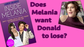 Melania Trump (impersonator) wants Donald Trump out of White House
