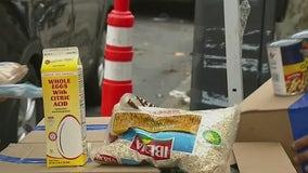 Pandemic worsens NYC's food crisis