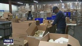 Local food banks having trouble meeting need during COVID pandemic