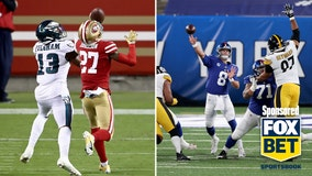 A sports betting guide to Eagles-Giants on Thursday Night Football
