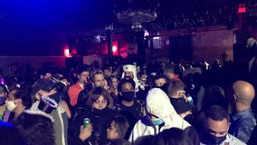 Illegal Halloween party with nearly 400 people busted by NYC Sheriffs