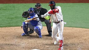 Braves 1 win from WS after 10-2 defeat of Dodgers in NLCS Game 4