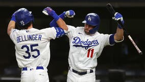 Dodgers beat Braves 4-3 in Game 7 of NLCS, advance to face Tampa Bay Rays in World Series