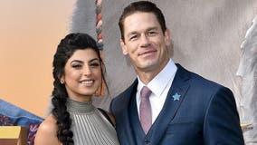John Cena marries Shay Shariatzadeh in Tampa