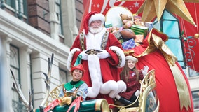 Santa Claus won't be coming to Macy's Herald Square this year