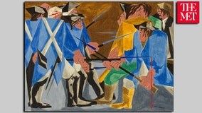 Jacob Lawrence painting missing for 60 years found