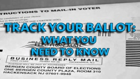 How to track your ballot in New Jersey
