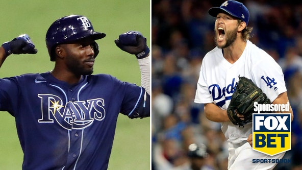 How to bet Dodgers-Rays World Series