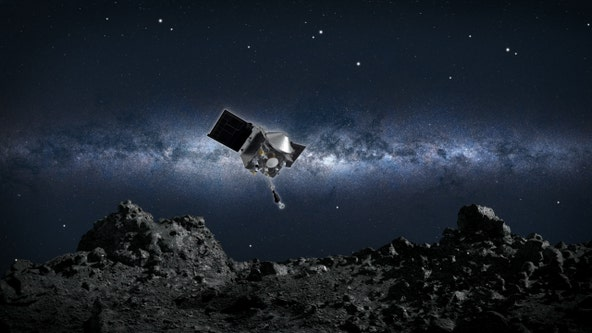 NASA mission to touch down on asteroid Bennu today: Here's what you need to know