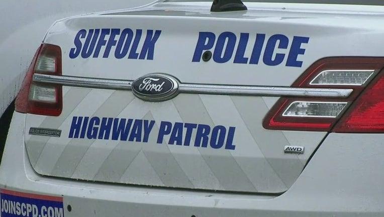 SCPD Suffolk County police car