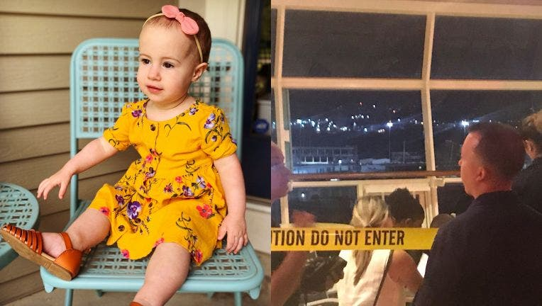 Chloe Wiegand died when her grandfather dropped her out of an 11th-story window on a cruise ship.