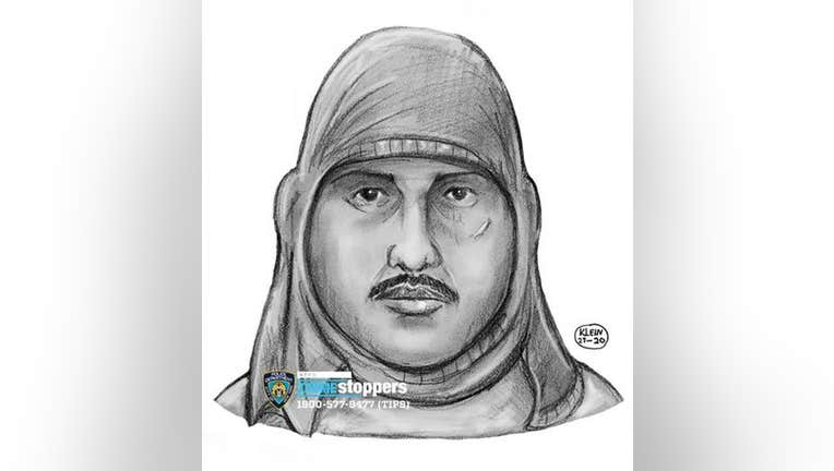 Suspect wanted in Bronx forcible touching incident