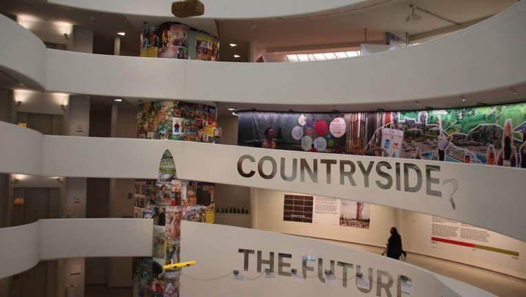 Guggenheim Museum opens again