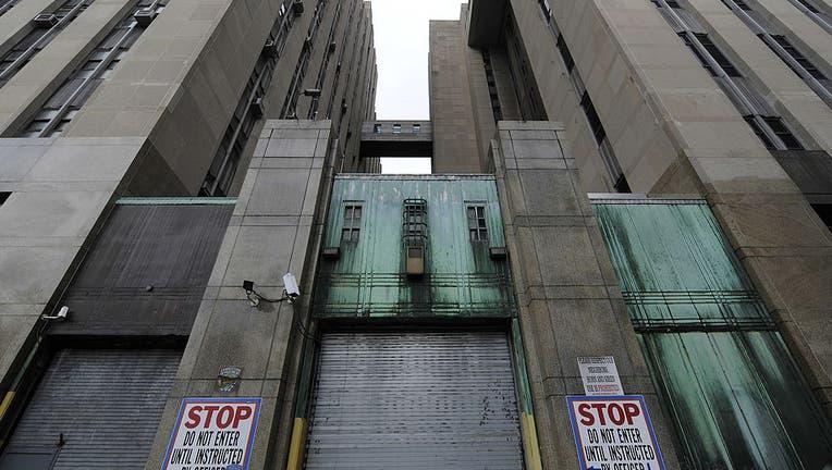 The Manhattan Detention Complex