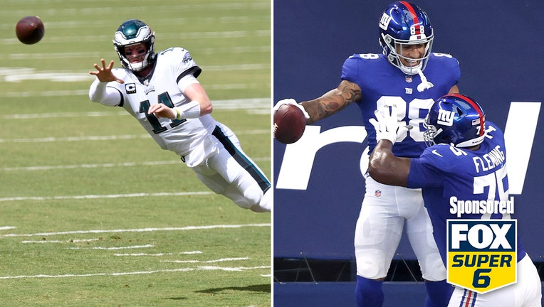 Eagles Giants