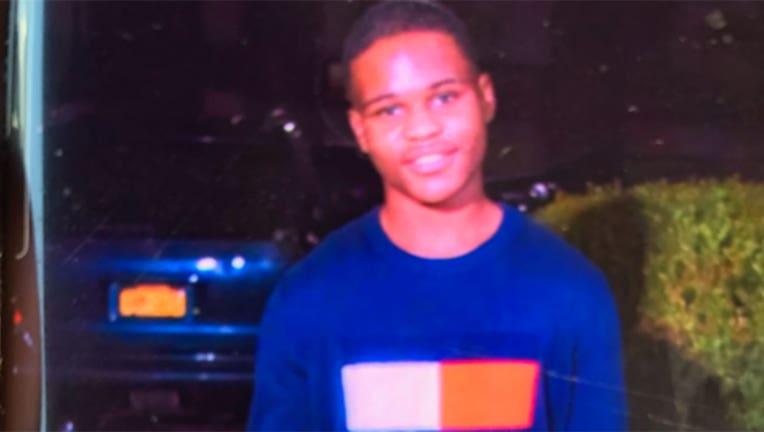 Rakiem Wrighton, 15, was last seen on Oct. 18 at about 2 p.m.