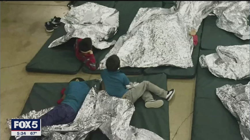 ACLU: Trump administration not helping find migrant children's parents