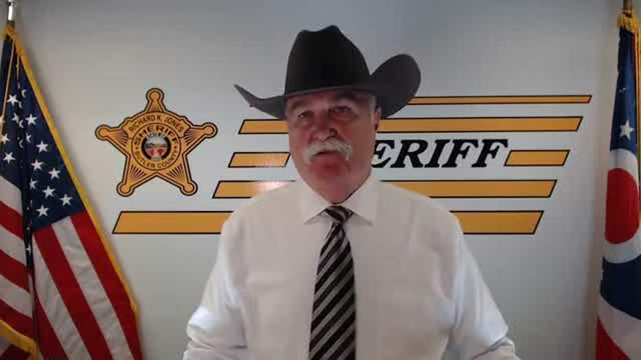 Butler County Ohio Sheriff Rick Jones