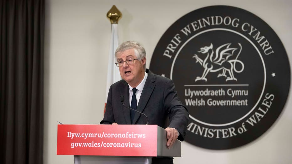 Wales First Minister Announces Circuit-breaker Covid-19 Lockdown