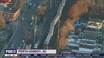 NJ Transit derailment update