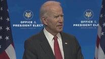 Biden assembles team