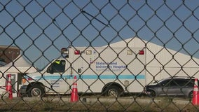 Staten Island field hospital will reopen as virus surges