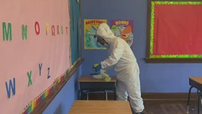 23 COVID outbreaks reported at schools across New Jersey