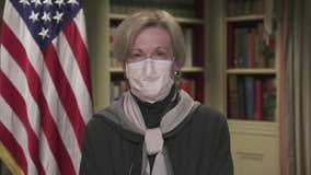 """Dr. Deborah Birx: """"I haven't had that opportunity"""" to speak with Biden transition team"""