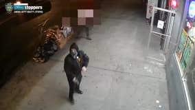 Man opens fire on busy Bronx sidewalk