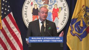 Murphy warns that pandemic is 'nowhere near over' in NJ