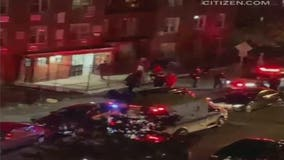 Woman clinging to life after shot in head on Staten Island