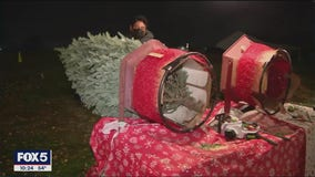 Christmas trees in demand earlier than ever as holiday season begins