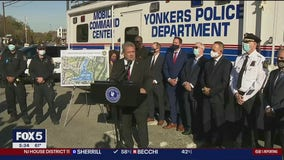 Yonkers unveils anti-gang task force to combat spike in gun violence