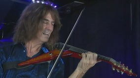 Long Island violin shop hosts livestreamed shows
