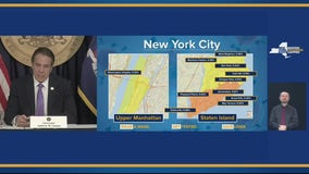 Upper Manhattan enters yellow zone as COVID cases quickly rise