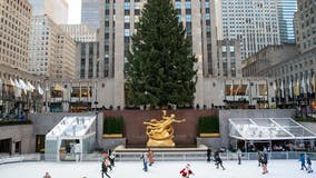 Rules to follow if you visit the Rockefeller Center Christmas tree