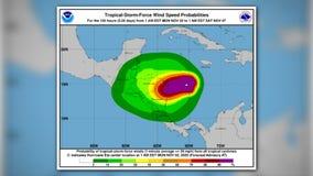 Eta strengthens into a Category 4 Hurricane, risk of 'catastrophic' damage to Central America