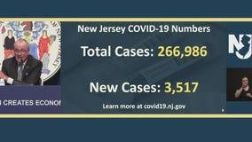 'Stark and sobering' NJ coronavirus numbers