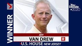 NJ Rep. Jeff Van Drew wins re-election as a Republican