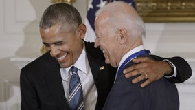 Obama congratulates Biden and Harris: 'Couldn't be prouder'