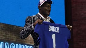 Ex-Giant DeAndre Baker cleared of robbery; victims' lawyer arrested