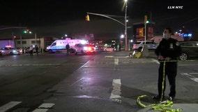 Off-duty NYPD officer shoots carjacker