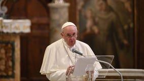 Pope Francis congratulates Joe Biden on election