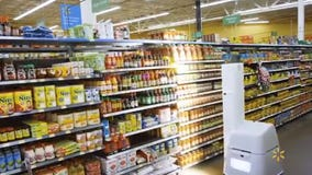 Walmart lays off shelf-scanning robots for humans