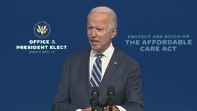 Biden says Trump's failure to concede 'embarrassing'