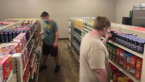 Texas high school opens grocery store for students, families — and it accepts good deeds as payment