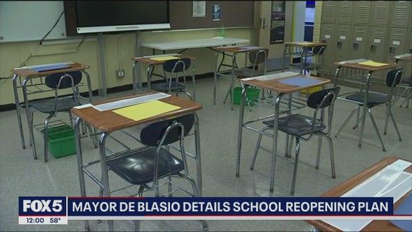 NYC school community COVID testing