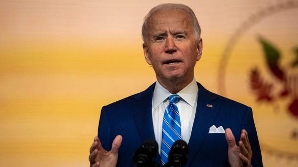 Biden to receive first presidential daily briefing Monday