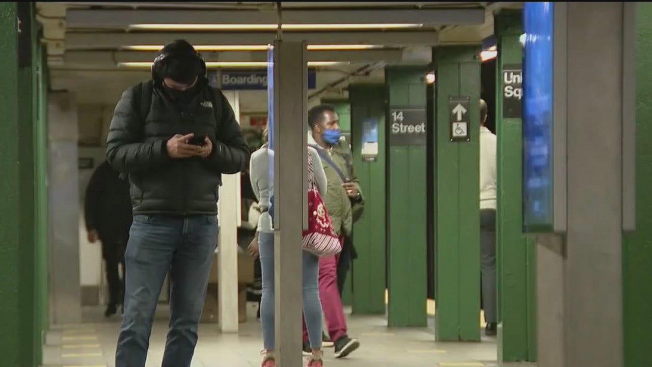 Study: Mass transit not a risk for coronavirus transmission