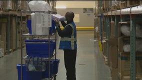 Inside Northwell Health's massive supply center